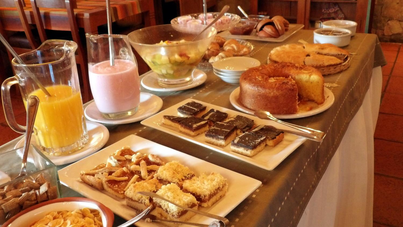 Desayuno Tilcara Hotel Boutique