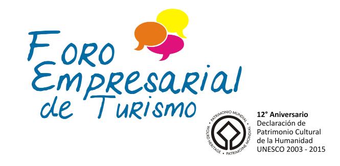Foro Empresarial de Turismo
