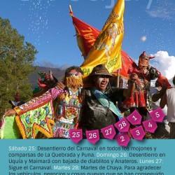 Carnaval Tilcara